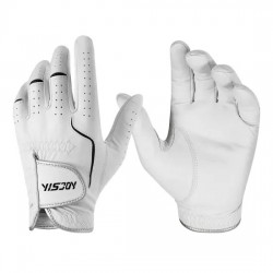 Good Quality Comfortable Sheepskin Leather Fashion Golf Gloves Manufacturer