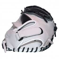 Custom OEM Fast Pitch cowhide leather Catchers Mitt baseball gloves