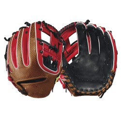 Wholesale cowhide Material Baseball Gloves Customized Manufacturers