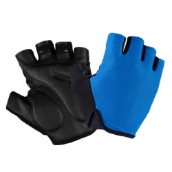 Summer Half fingers bike gloves shockproof breathable MTB mountain bike gloves sports cycling