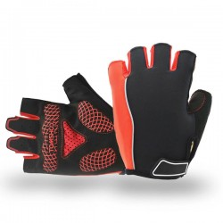 OEM Men Women Cycling Gloves Half Finger Sport MTB Bicycle Gloves for Outdoor Sports