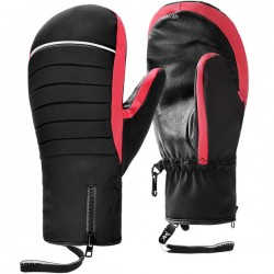 Custom Windproof Waterproof Ski Gloves with Thermal 3M Thinsulate