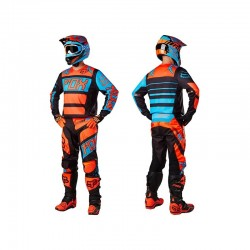 Orange Racing Clothing Mx Gear 180 Falcon Motocross Jerseys