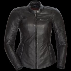 Laia Womens Bella Leather Jacket