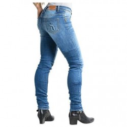 Women's Blue Riding Jeans