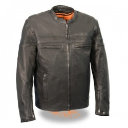 Men's Lightweight Sporty Scooter Crossover Jacket