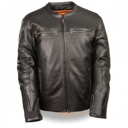 Men's Throwback Scooter Jacket