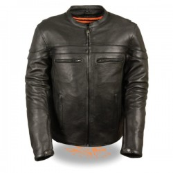 Men's Sporty Scooter  Jacket