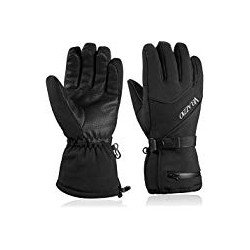 Sheepskin Ski Gloves