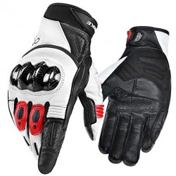 Motorcycle Gloves Genuine Leather