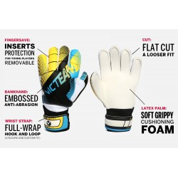 Match Goalkeeper Gloves for Youth