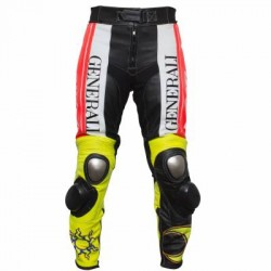 VALENTINO ROSSI DUCATI CORSE LEATHER RIDING PANTS