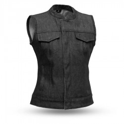 Denim WOMEN VEST