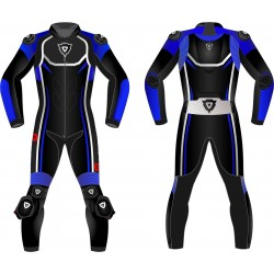 PANTHER PRO 1 SERIES C7-11 LEATHER RACE SUIT